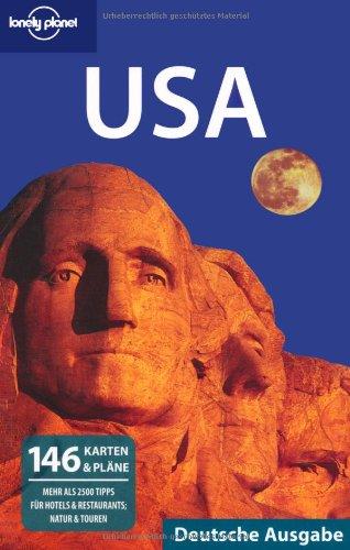 Image of Lonely Planet Reiseführer USA