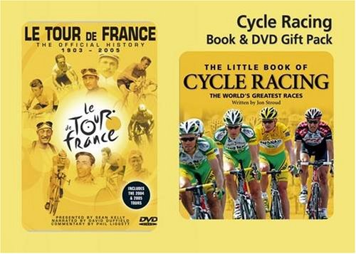 Cycle Racing Gift Pack (Gift Packs (Book and DVD)) por Jon Stroud