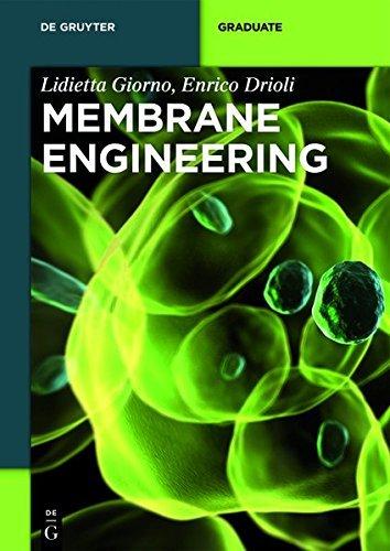 Membrane Engineering (De Gruyter STEM)