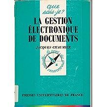 La gestion électronique de documents