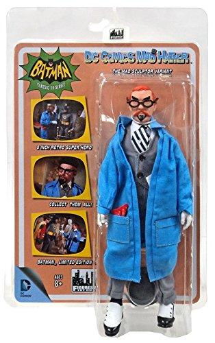 1966Batman Classic TV; Villain Variante Mad Hatter 20,3cm Action (Dc Comics Hatter Mad)
