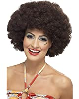 Smiffy's 70's Curly Afro Wig