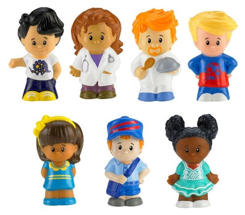 FISHER PRICE Little People Personaggi singoli (Sogg.casuale) Y3684