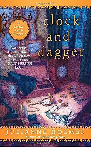 Clock and Dagger (A Clock Shop Mystery, Band 2), Buch