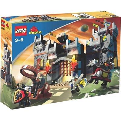 LEGO DUPLO 4777 - Burg (Lego Burgen Für Jungen)