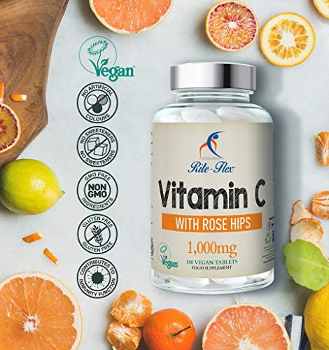 Zoom IMG-3 vitamina c 1000mg 180 compresse