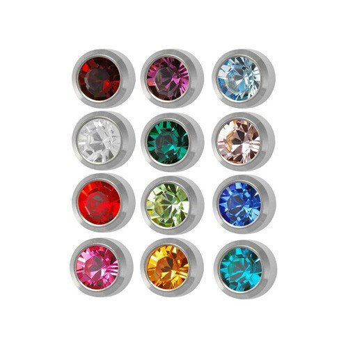 mytoptrendzr-12-pairs-of-sterilized-hypoallergenic-surgical-steel-ear-piercing-birthstones-silver-to