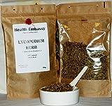 Keulen-Bärlapp Kraut 100g (Lycopodium clavatum) Tee / Lycopodium Herb 100g - Health Embassy - 100% Natural