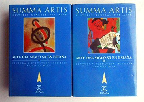 Descargar Libro Arte del siglo XX en españa2 volumenes ***obra completa***: Vol 1, 2 de Valeriano Bozal