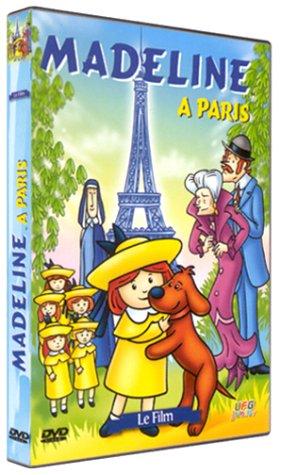 Madeline à Paris (Dvd Madeline)