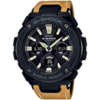 Casio G-Shock Analog-Digital Black Dial Men's Watch - G736 (GST-S120L-1BDR)