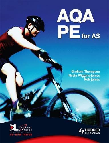 AQA PE for AS (A Level Pe) for sale  Delivered anywhere in UK
