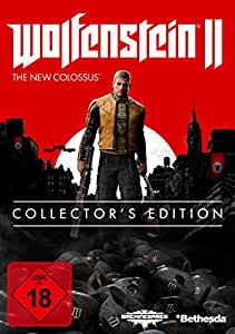 Wolfenstein II: The New Colossus - Collectors Edition - [PlayStation 4]