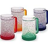 #1: MEHAKENT Double Wall Gel Freezer Mug