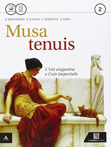 Musa tenuis. Per i Licei. Con e-book. Con espansione online: 2