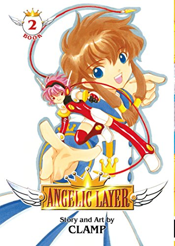 Angelic Layer Omnibus Book Two