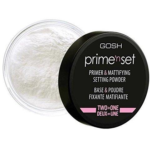 GOSH Velvet Touch Primer & Setting Powder - Transparent, 7 g