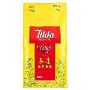 Tilda Thai Jasmine Riz 10KG