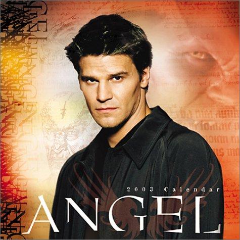 Angel Calendar 2003