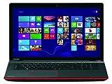 Toshiba Qosmio X70-B-112 Ordinateur Portable 17' Gamer (Intel Core i7, 16 Go de RAM, Disque dur 1 To + SSD 8 Go, R9 M265X 4 Go, Windows 10)