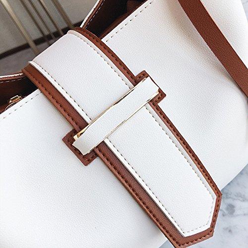TSLX-Europäische und amerikanische Fashion Retro Schulter Tasche Handtasche Neu Violet