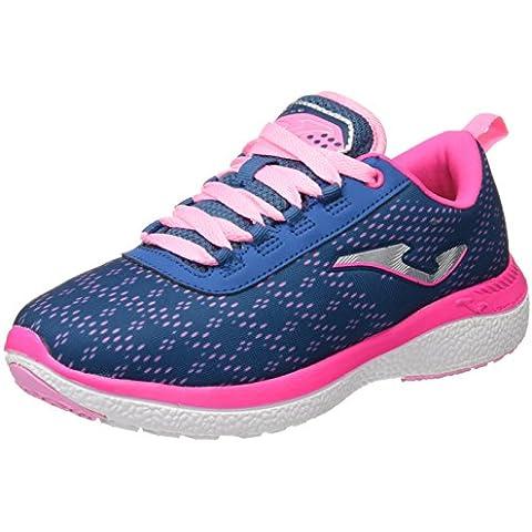 Joma C.knitro Lady 603 Marino-rosa - Zapatillas de deporte Mujer
