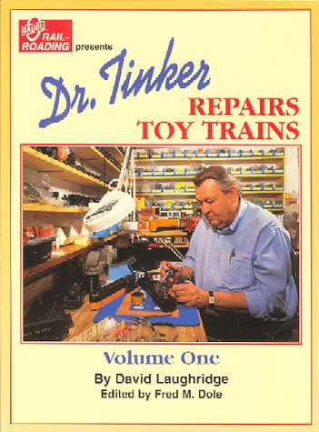 Dr Tinker Repairs Toy Train 1