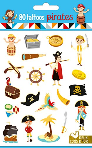 80 tattoos - pirates