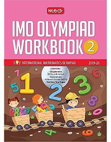 Olympiad Books : Buy Books for Olympiad Exam Preparation