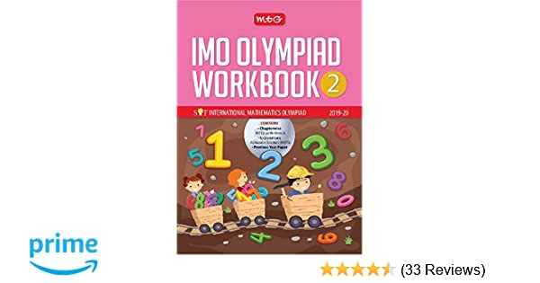 Buy International Mathematics Olympiad Work Book -Class 2