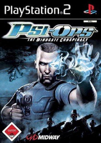 Konami Digital Entertainment GmbH PSI-Ops - The Mindgate Conspiracy