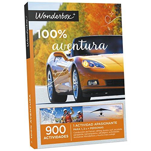 Caja regalo Aventura 100% Aventura de...