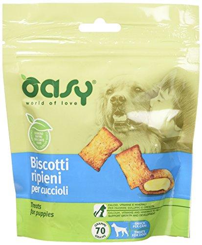 Oasy snack dog - biscotti cuccioli gr 70