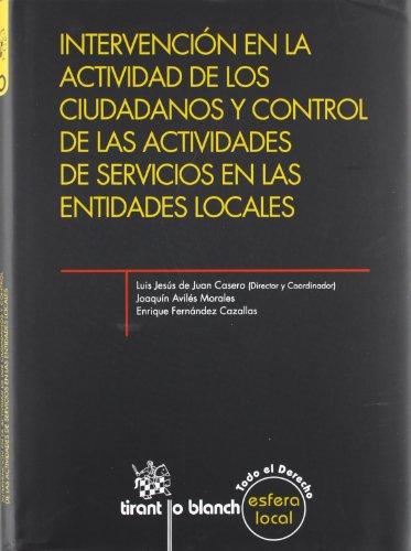 Intervencion En La Actividad De Los Ciudadanos Y Control De