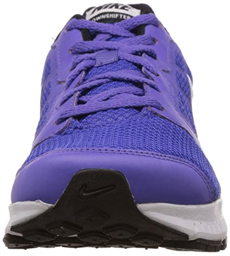 Nike Downshifter 6 MSL - Zapatillas de running para mujer, Morado (prsn violet/black-purple haze-white), 38.5 Morado (prsn violet/black-purple haze-white)