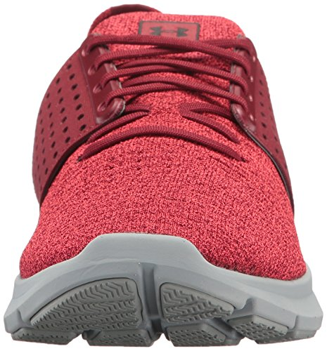 UNDER ARMOUR scarpa SLINGRIDE2 MainApps MARATHON RED / OVERCAST GRAY / BLACK