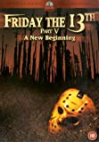 Friday The 13th Part V A New Beginning [1985] [DVD]