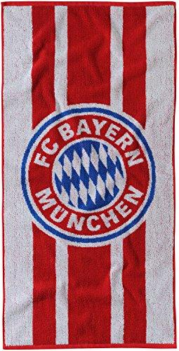 FC Bayern München Badetuch Emblem, 90x180cm