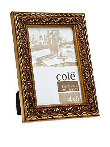 8x 10Gold Ton Rahmen-8x 10dünn gold Ton Holz Bilderrahmen-Rahmen (Dünne 8x10 Rahmen)