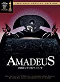 DVD Cover 'Amadeus - Director's Cut (2 DVDs)
