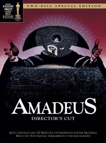 Amadeus - Director's Cut (2 DVDs) (Mario Bros Maske)