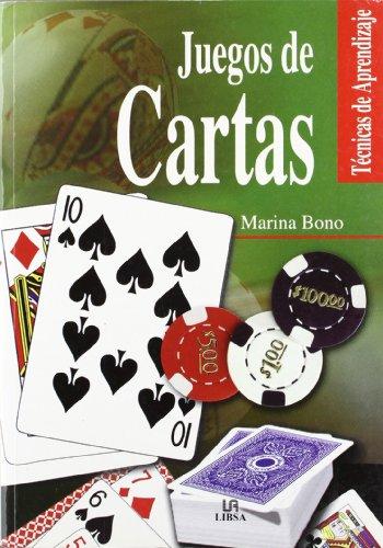 Descargar Libro Juegos de Cartas (Técnicas de Aprendizaje) de Marina Bono