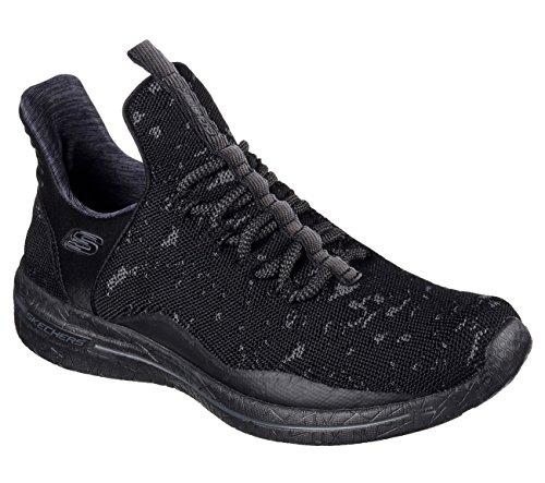 Skechers Donna Nero Burst 2.0 New Avenues Sneaker Black
