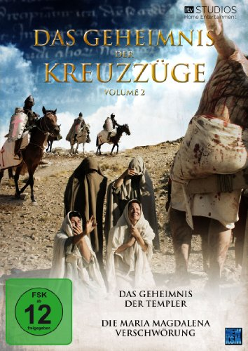 DVD 2 (Die Schlachten der Kreuzritter/Die Maria Magdalena Verschwörung)