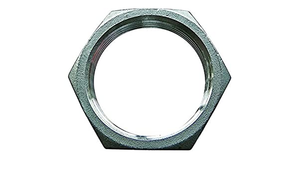 B6-00343 Lock Nut BSPP 1//4 BSP Lock NUT Stainless