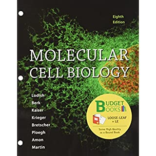 Loose-Leaf Version for Molecular Cell Biology