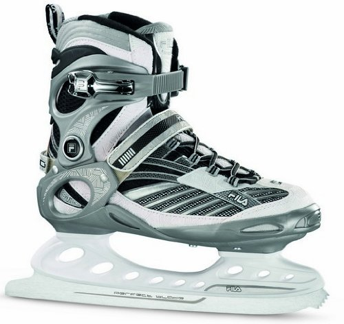 Fila Damen Schlittschuh Primo Ice, White, 42.5, 10411015