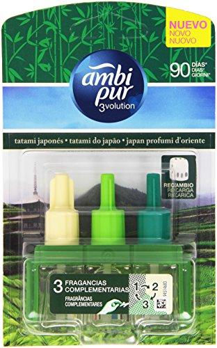 Ambi Pur 3Volution Japan Profumi D'Oriente Fragranza per Diffusore Elettrico, Ricarica 21M