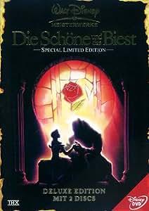Die Schöne und das Biest - DeLuxe Edition (2 DVDs) [Deluxe Edition] [Deluxe Edition]