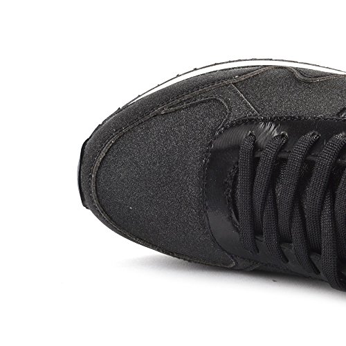 Crime Nero Sneaker London Scarpe Speed Nero Donna CC8Pfq